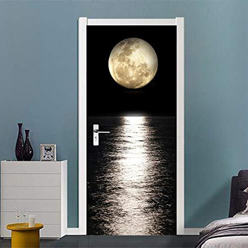 Malerei Valley 3D Schöne Moon Gate Aufkleber Wandmalerei Wandbild
