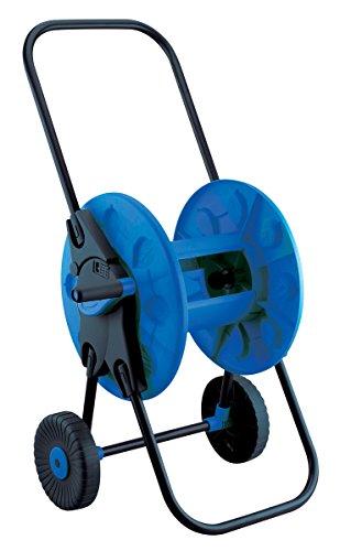 Aqua Control C2098N Carro portamangueras, Azul Negro, 38x48x56 cm