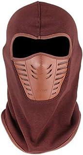 Malvina Balaclava Hood Hat Thermal Fleece Face Mask Neck Warmer Full Face Cover Cap Winter Ski Mask for Men's & Women's (B...