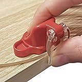 Edge Supply Edge Banding Trimmer – Veneer Edge Trimmer for Wood Veneer Edge Banding, PVC, Melamine, Plastic – Veneer Trimmer for Perfect Straight Finish – Woodworking Veneer Cutter