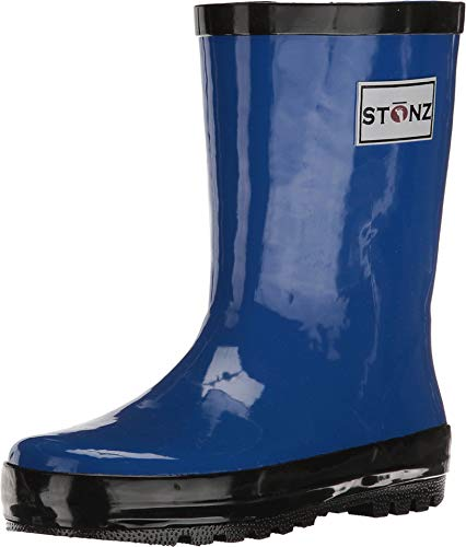 Stonz Natural Rubber Rain Boot (Toddler/Little Kid/Big Kid),...