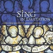 sing in exultation