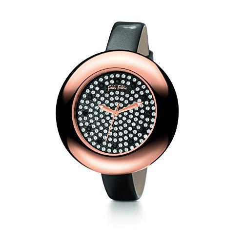 Folli Follie WF0R006SSZ - Reloj de mujer (28 mm de diámetro)