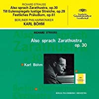 Strauss: Also Sprach Zarathustra. by Strauss