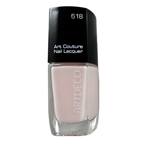 Artdeco Art Couture Nail Lacquer, Nagellack, 618, orchid white, 1er Pack (1 x 10 ml)