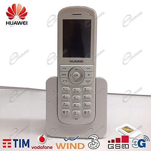 Telefono Cordless 3G/GSM Huawei ETS3 per schede SIM di Tim Vodafone Wind TRE