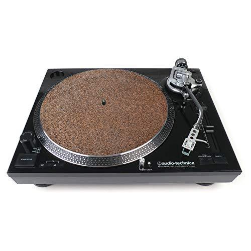 "CoRkErY Turntable Platter MatAudiophile Anti-Static Slipmat1//8/"" Recessed"