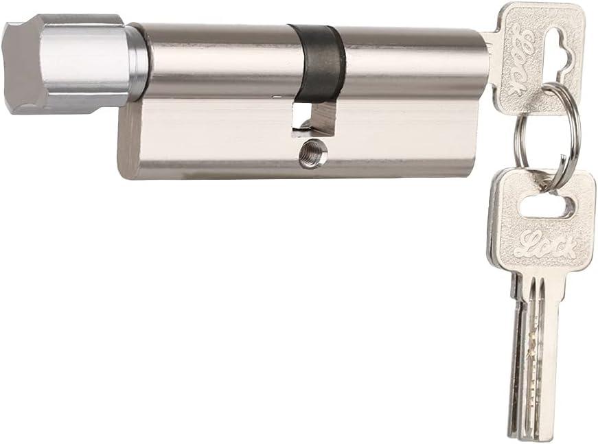 Lock Cylinder 70mm Fashion 3 Keys Biased E Door Anti-Theft Virginia Beach Mall