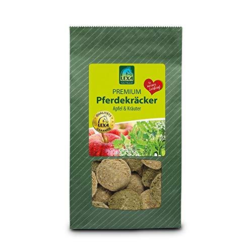 Lexa Premium Pferdekräcker Apfel & Kräuter-1,0 kg Beutel