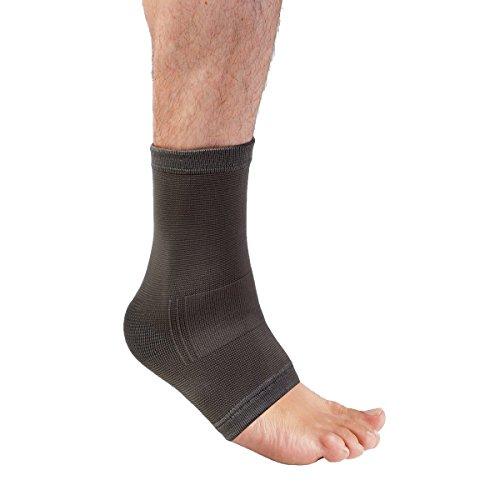 Knöchel Sprunggelenk Bandage Fußgelenk Manschette mit Kompression 31-1703 von axion - Größe XL