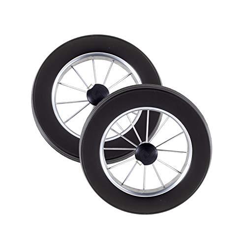 Andersen Ersatzrad-Set für Royal Shopper, Ø 250 mm, Metallspeichen