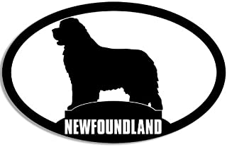 Best newfoundland dog bumper stickers Reviews