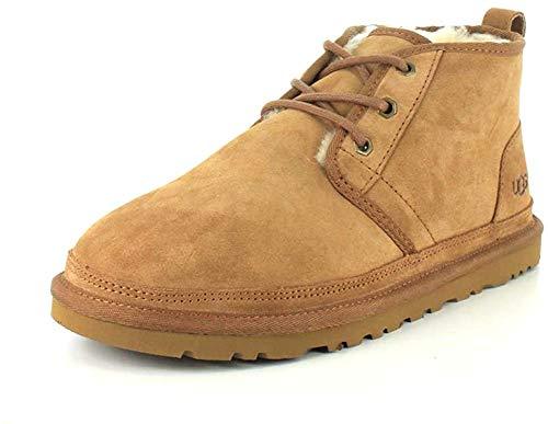 UGG Male Neumel Classic Boot, Chestnut, 51 EU