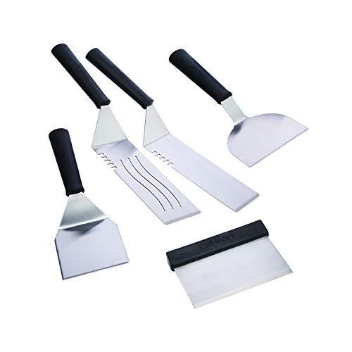 Cuisinart 5-Piece Stainless Steel Griddle Spatula Set Now $15.40 (Was $24.99)