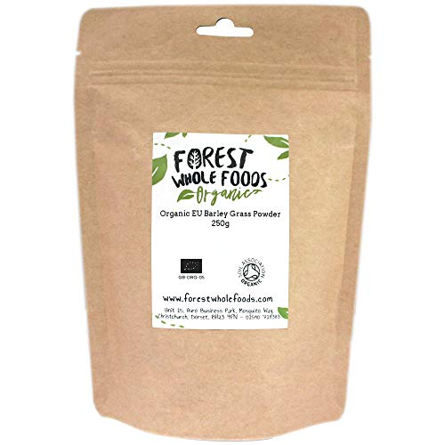 Forest Whole Foods - Organic Barley Grass Powder (250g)