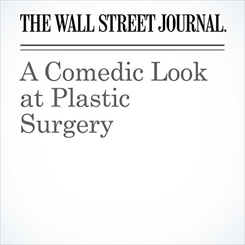 A Comedic Look at Plastic Surgery copertina