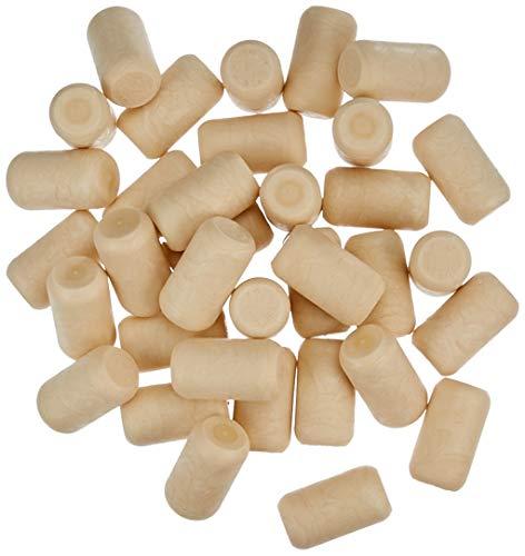 Stelplast Tappi Sintetici 22 X 38St Bottiglie Arredo Tavola