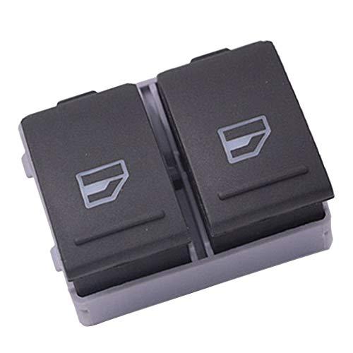 B Baosity Elektrischer Fensterheber Schalter Knopf Ersatzteil für VW T5 2005-2009 VW T6 2009-2014