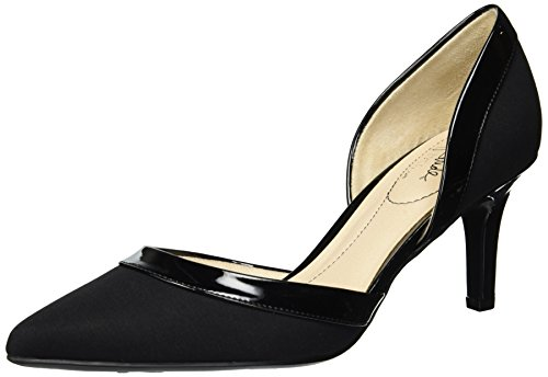 LifeStride Women's Saldana Pump, Black 003, 8 M US