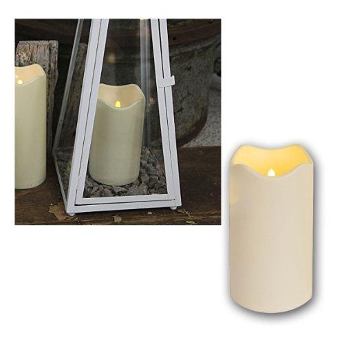 LED-Kunststoff-Kerze flackernd