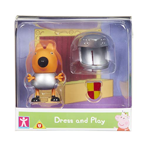 Peppa Pig 7043 Los Estilos de Juego y Vestido Pueden Variar, Multicolor