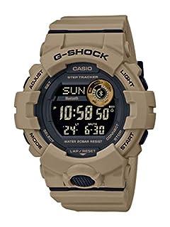 Casio Mens Digital Quartz Watch with Plastic Strap GBD-800UC-5ER,Beige (B07PXHLR5Y)   Amazon price tracker / tracking, Amazon price history charts, Amazon price watches, Amazon price drop alerts