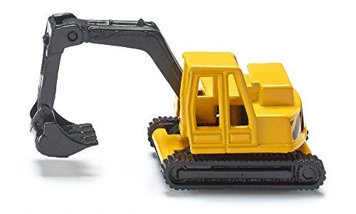 Siku 0801 - Bagger Graafmachine. geel