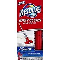 2-Piece Resolve Pet Expert Carpet Cleaner Gadget Foam Spray Refill Set