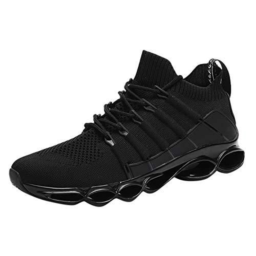 Herren Laufschuhe Herren Atmungsaktive Casual Sneakers Air Cushion Luftkissen Sneakers Camouflage Air Cushion Laufschuhe