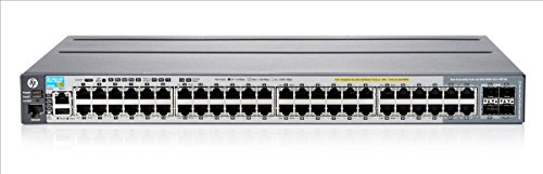 HP 2920-48G Switch (48-Port, RJ-45, USB)
