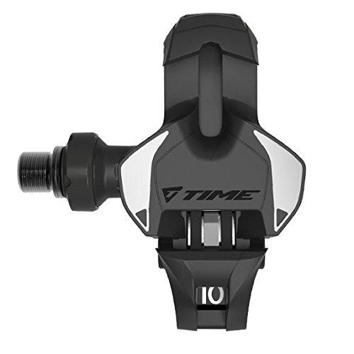 Time Xpro 10 Pedal, schwarz/grau, Einheitsgröße