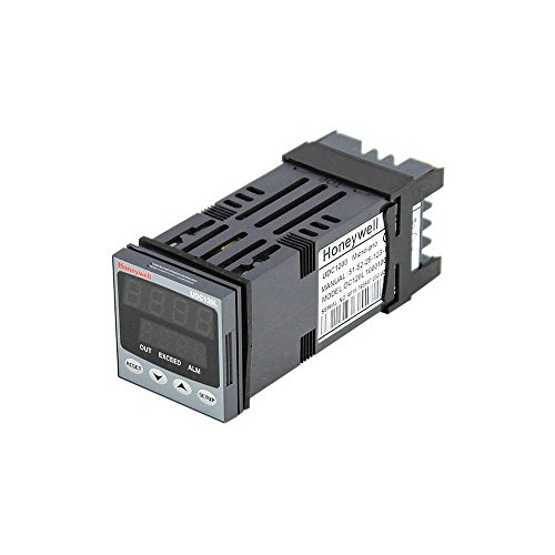 Honeywell DC120L-1-0-0-0-1-0-0-0 Temperature Limit Controller, Universal Input, 1/16-DIN, Relay Output