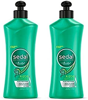 Sedal New formula Combing Curls Obedient Curls 300ml (2 Pack)