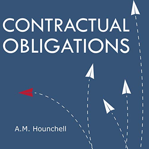 Contractual Obligations audiobook cover art