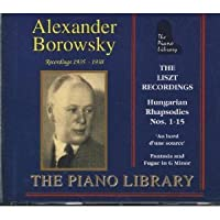 Hungarian Rhapsodies.1-15: Alexander Borowsky
