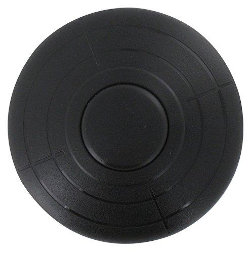 Interrupteur à pied Dhome - Noir