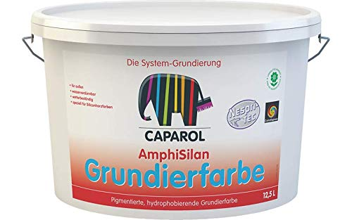 Caparol Amphisilan Grundierfarbe 12,500 L