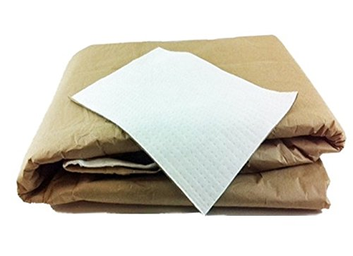 uBoxes Moving Paper Pads 50 Pack 60x72' Triple Layer Furniture Packing Pads