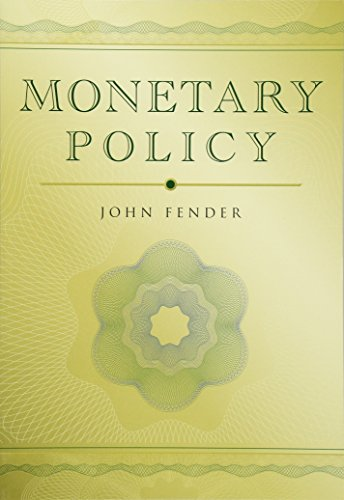 Compare Textbook Prices for Monetary Policy 1 Edition ISBN 9780470019092 by Fender, John