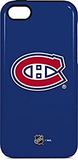 NHL Montreal Canadiens iPhone 5c Pro Case - Montreal Canadiens Solid Background Pro Case For Your iPhone 5c