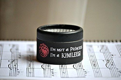 I am not a princess I am a Khaleesi Game of Thrones music box