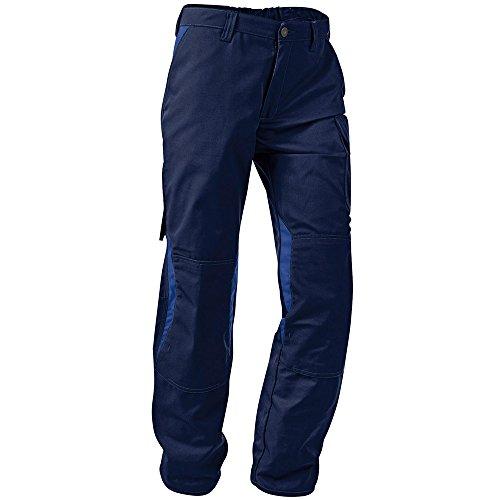 Kübler 2L465365-4846-50 Pantalon Vita Mix Taille 50 foncé/Bleu Bleuet