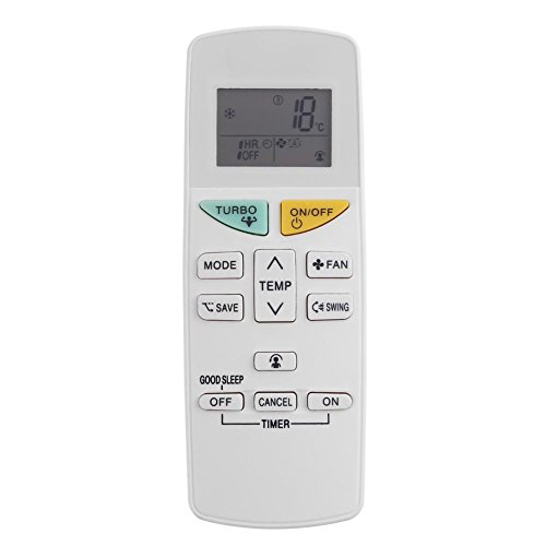 Remote Control goodbenemall Air Conditioner Remote Controller ARC470A1 for DAIKIN