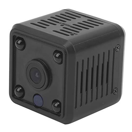 01 Cámara de Seguridad, cámara de Monitor de Video Recargable, plástico ABS de 1080P HD para el hogar de la Oficina