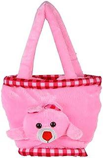 SRT Girls' Handbag (A-4_Pink)