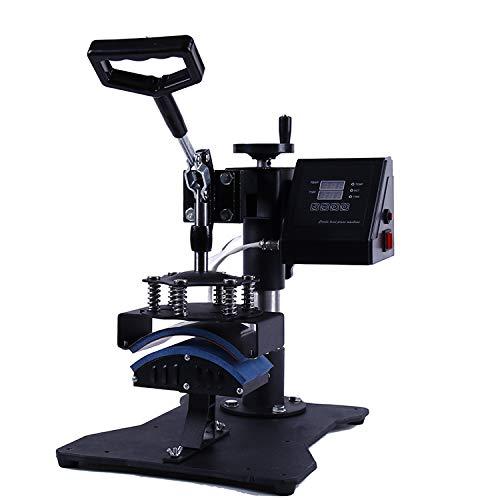 QWERTOUY 30 * 38CM 5 in 1 Combo Warmtepers Machine Sublimatie Printer 2D Thermische Transfer Doek Cap Mok Plaat T-shirt Drukmachine