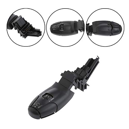 HEIFENGMUMA Estable Interruptor de Control de Velocidad for Citroen C3 C5 C8 Peugeot 207 307 308 407 607 3008 Actuación