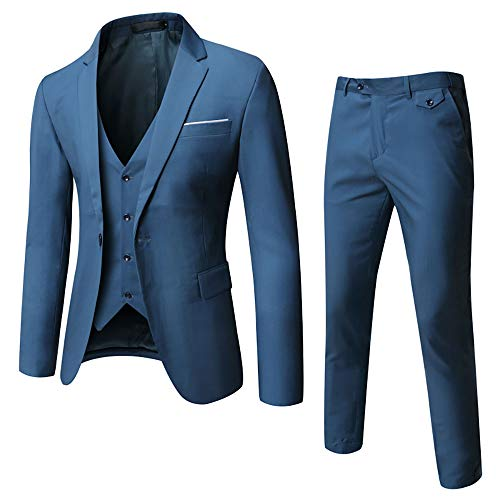 Trajes Slim Fit Hombre marca WULFUL