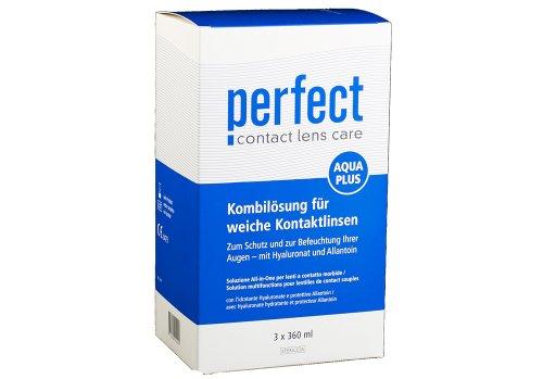 Perfect Aqua -  Plus, 3 x 360 ml