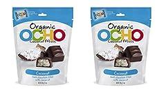 CERTIFIED ORGANIC INGREDIENTS FAIR TRADE CERTIFIED COCOA NON-GMO GLUTEN-FREE CERTIFIED CERTIFIED VEGAN